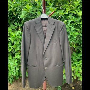 Men's Bally Suit, Brown